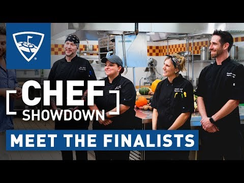 Chef Showdown | Season 1: Meet the Finalists | Topgolf