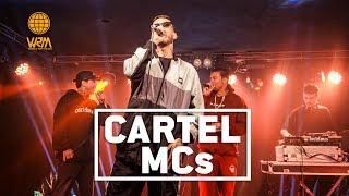 "Cartel MCs - ""X-Men,5 Estrelas, Hey Jack'"" - WRM Showcase"
