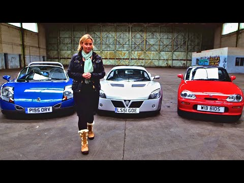 Top Three Stand Out Sports Cars! - Fifth Gear