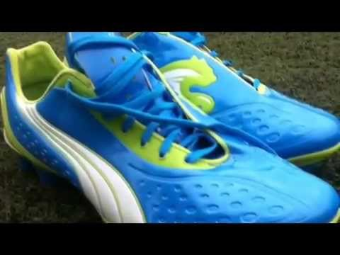 huge selection of f9b2d 8c76d Footy Guru Puma V1.11 SL Review - YouTube