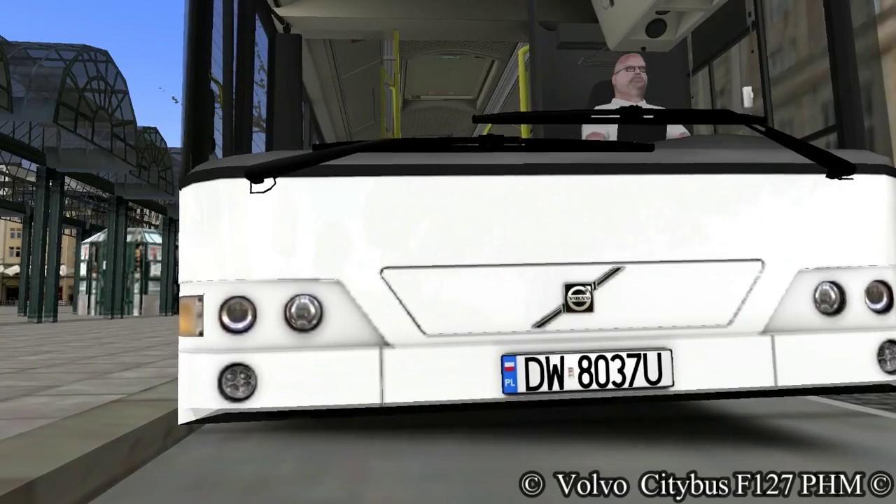 Omsi 2 Volvo 7700 Bus on Hamburg Map by Best Transport Videos 2020