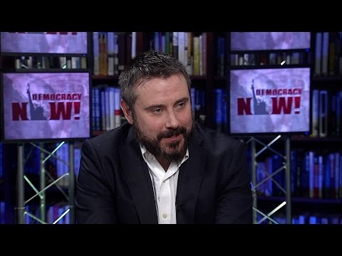 Jeremy Scahill on Trump Team: A Cabal of Religious Extremists, Privatization Advocates & Racists