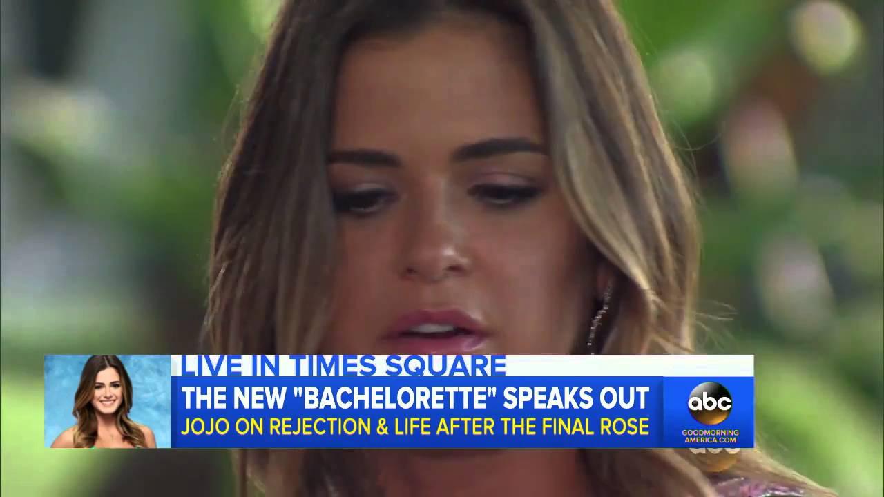 Bachelor Cast Off JoJo Fletcher Is The Next Bachelorette