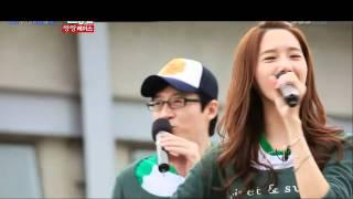 SNSD - Running Man Yoona 冷面(냉면naeng myun) cut