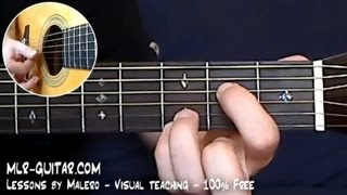 """How to play """"Wish You Were Here"""" - MLR-Guitar Lesson #2 of 3"""