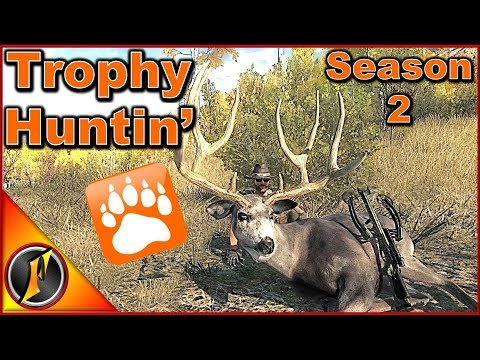Let's Go Trophy Huntin' | Season 2 | theHunter Classic 2018