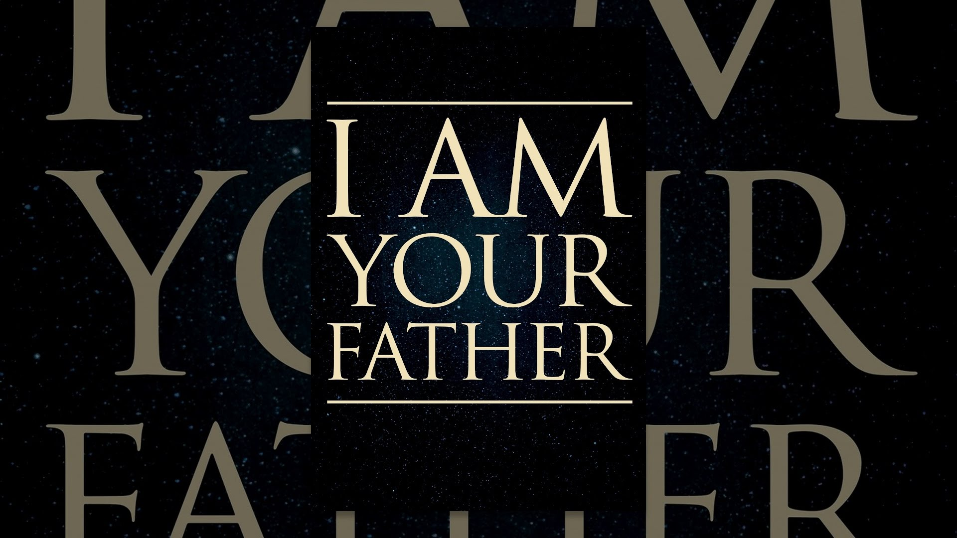 I Am Your Father - YouTube