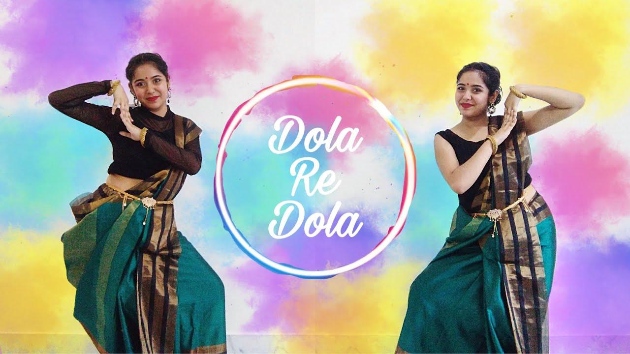 DOLA Re DOLA DANCE COVER | DEVDAS | Nayanika Bhattacharyya