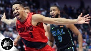 Trail Blazers give CJ McCollum the max: Reaction & analysis | The Jump