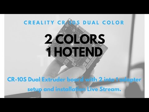 Dual Extrusion Setup Information - TH3D Studio LLC