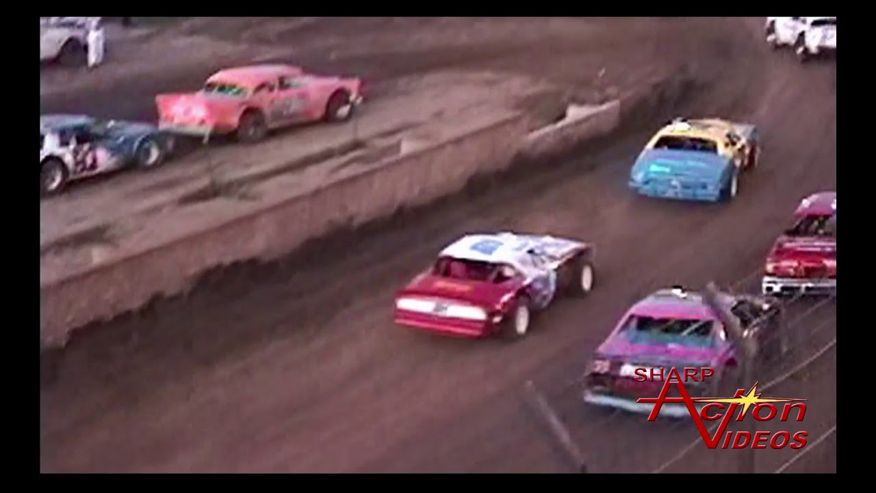 Age makes no difference bureau county speedway street stocks 9 3 93