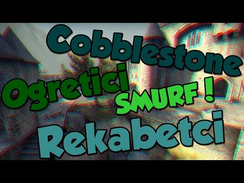 Cobblestone Öğretici Rekabetçi!! (Smurf!) [REHBER!]