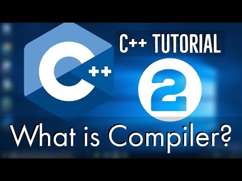 Cpp Tutorial for Beginners 2 - What is compiler ? Difference Between Compiler and Interpreter thumbnail