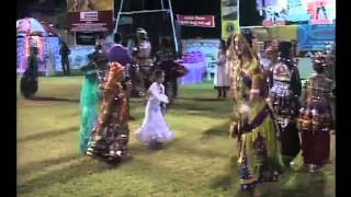 Navratri 2013 Live Garba - Kalol - Day 3 - Rita Dave Musical Group