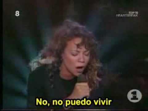 Mariah Carey - Without You (subtitulado)