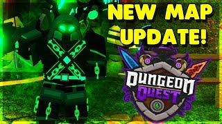 *NEW* CANAL DUNGEON, NEW LOBBY, NEW ARMORS, NEW SPELLS AND WEPS! (ROBLOX DUNGEON QUEST)