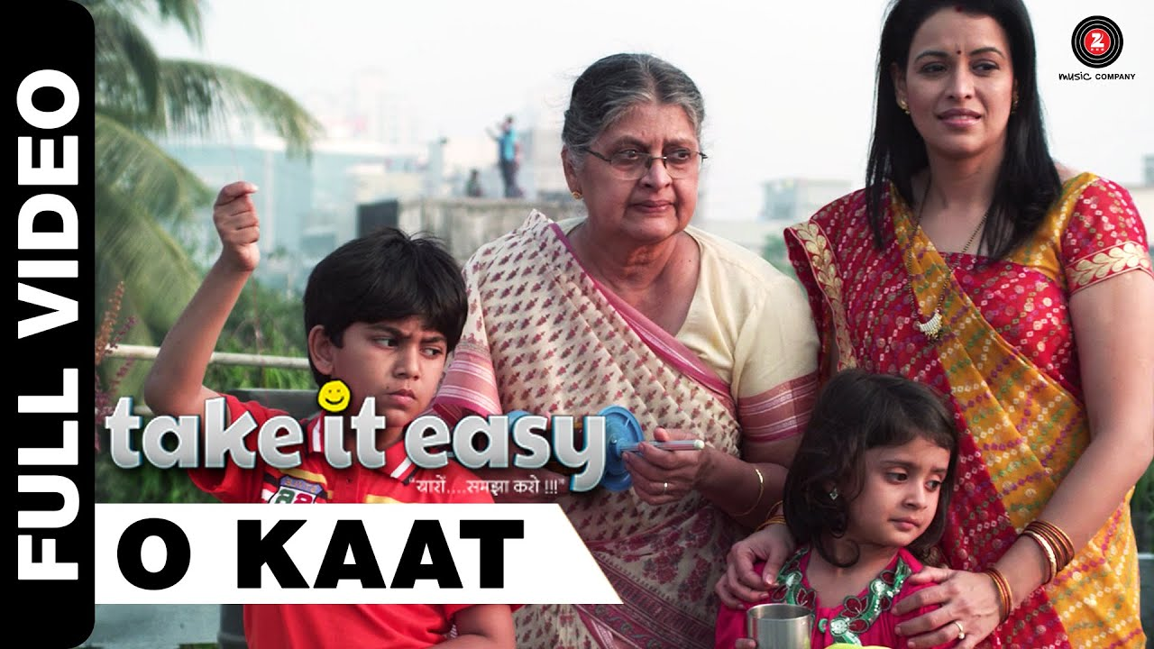O Kaat Full Video | Take it Easy | Javed Ali | Raj Zusti & Anang Desai