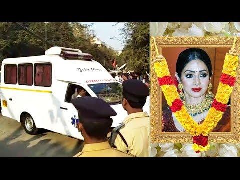 LIVE Updates: Sridevi's Body Shifted to Celebration Sports Club for Last Glimpse