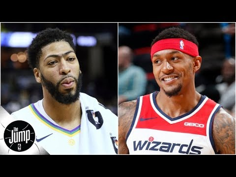 download Should Lakers stop pursuing Anthony Davis and trade for Bradley Beal? | The Jump