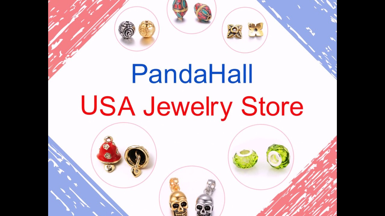 Pandahall usa jewelry store spring sales youtube for Jewelry stores in usa