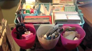 My Ikea Cart & Doodlebug Goodies