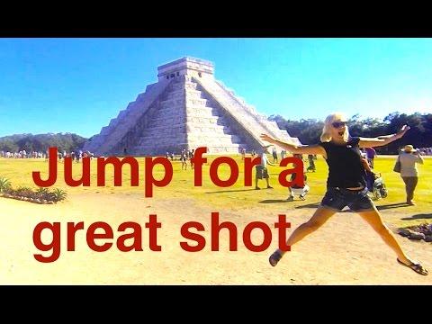 Chichen Itza Mexico Tour & Cenote Swim 2016 - GoPro 4K