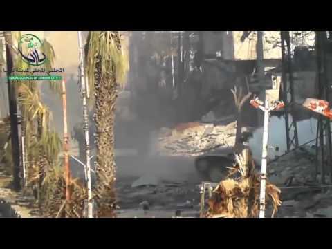 Syria War HD