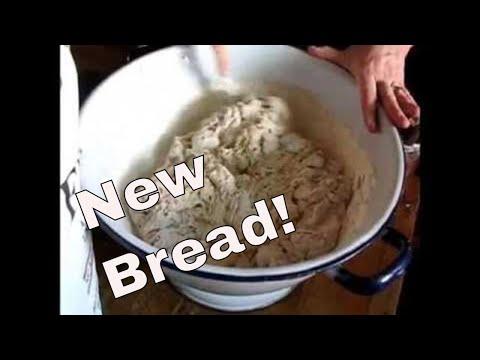 New White Bread Recipe