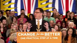 BC NEW DEMOCRATS LAUNCH NEW TV AD