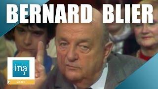 Bernard Blier raconte ses anecdotes avec Louis Jouvet | Archive INA