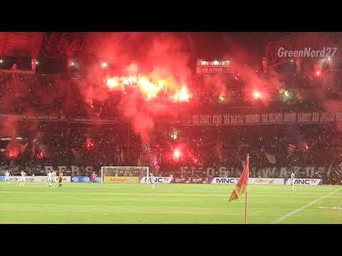 Green Nord Tribun Di Celebration Game