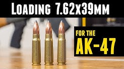 Performance 7.62x39mm loads for the AK-47