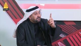 برنامج فوق الخط الاحمر |  الشعر والشعراء وتظاهرات العراق مع الشاعر وليد الخشماني