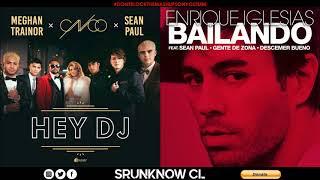 CNCO, Meghan Trainor, Enrique Iglesias, Sean Paul - Hey DJ / Bailando (Remix Mashup)