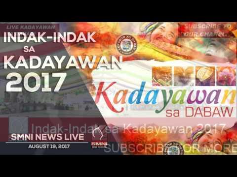Copy of Indak-Indak sa Kadayawan 2017—Kadayawan sa Davao 2017