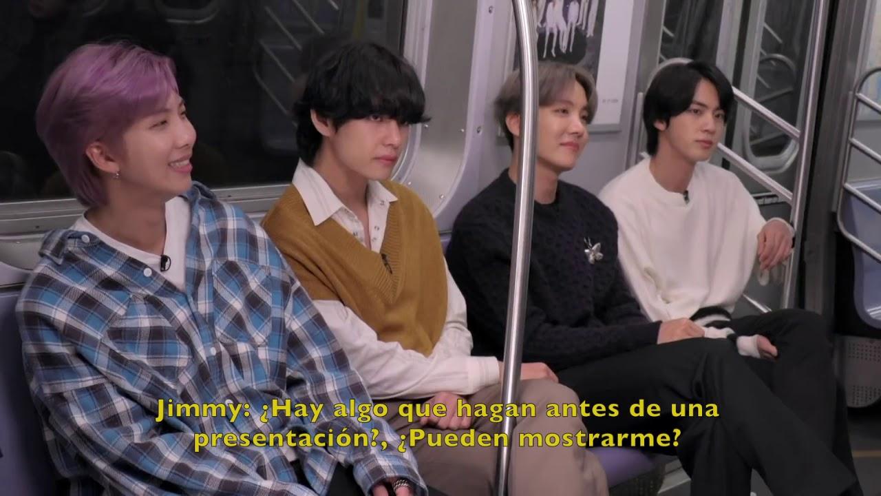 (SUB ESPAÑOL) BTS Contesta preguntas de ARMY 2020! Parte 4/The Tonight Show Starring Jimmy Fallon.