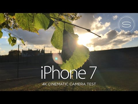 Thumbnail: iPhone 7 Cinematic 4K Camera Test