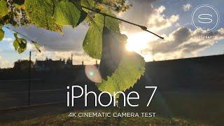 iPhone 7 Cinematic 4K Camera Test