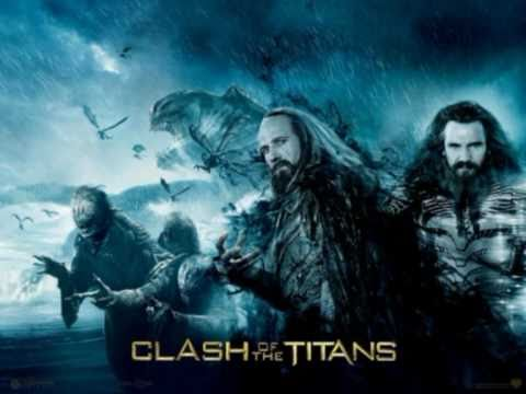 AWESOME CLASH of the TITANS music suite
