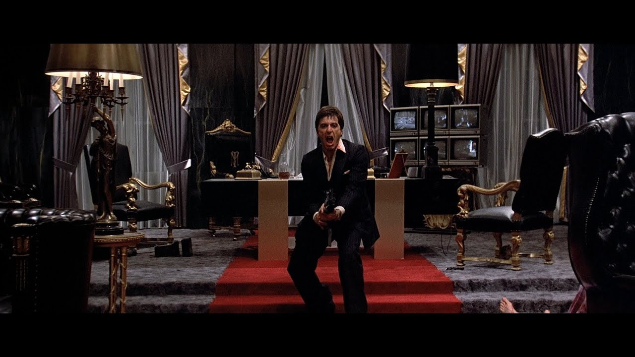 Official Trailer: Scarface (1983) - YouTube