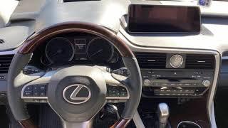 Used 2017 Lexus RX Atlanta, GA #VJ19600A