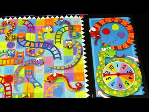 Ideal Magnetic Go Snakes N Ladders 8-32510TL