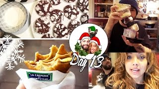 Baking Brookies, Dancing & Cheese Love ❄ Vlogmas 13 Thumbnail