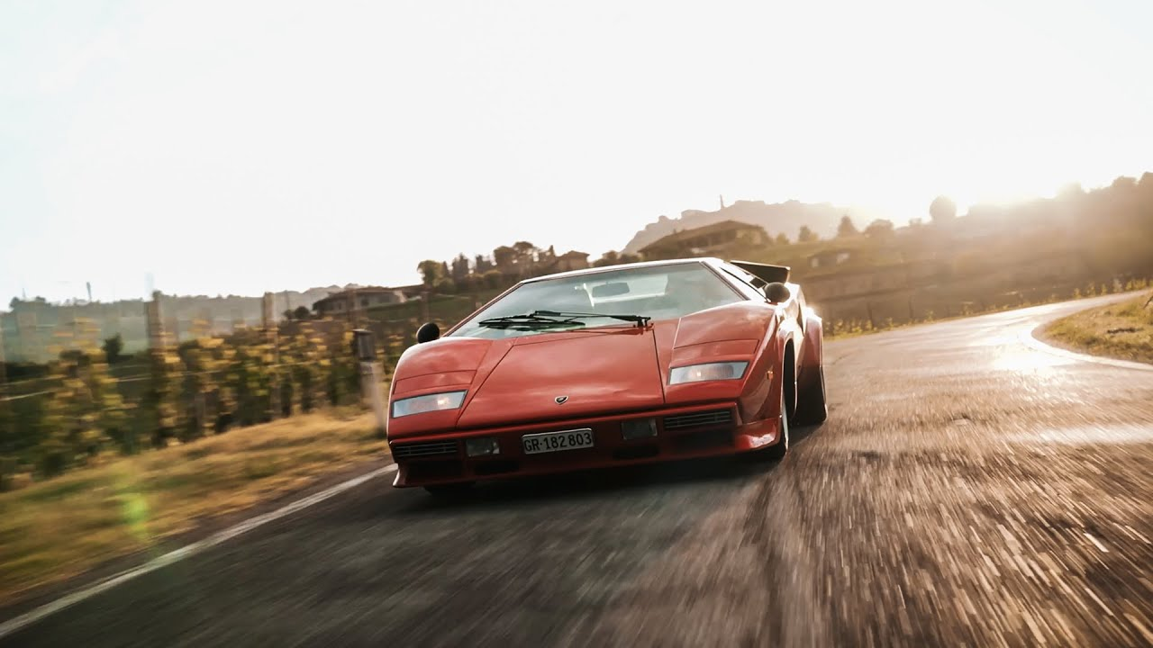 Countach Legacy #3: Timeless Innovation with Phil Schiller