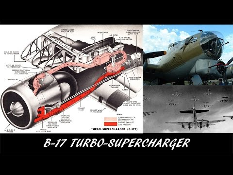 Video from the Past [22] - B-17 Turbo-Supercharger Operation (1943)