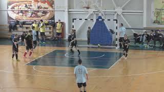 """Футбол """"ДГТУ-Единство"""" 3:4 """"Импульс"""" - Голы"""
