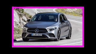 New 2018 Mercedes A-class review - can it take the premium hatch crown?