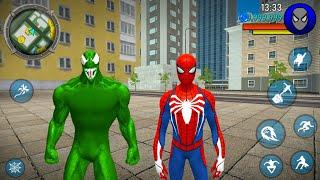 Süper Kahraman Örümcek Adam Oyunu #41 - Spider Ninja Superhero Simulator - Android Gameplay