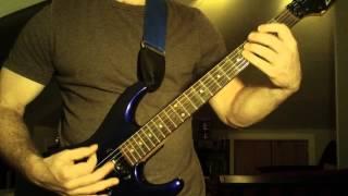 Megadeth Devils Island Guitar Cover