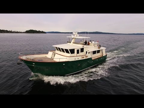 2010 Independent Shipwright 60 Trawler